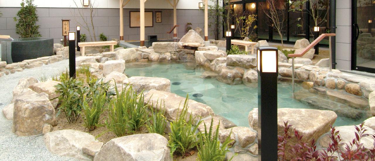 神辺天然温泉 ぐらんの湯